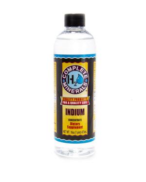 Indium Mineral Water