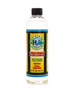 Platinum Mineral Water